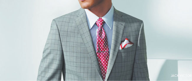 made-to-measure fitted suit