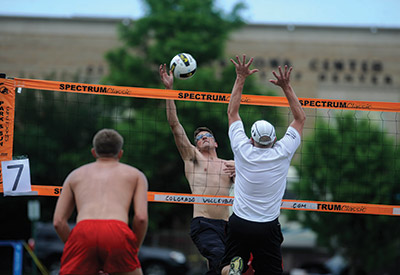 Colorado gay volleyball association