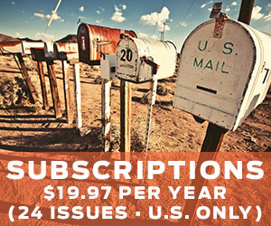 Out Front Subscriptions
